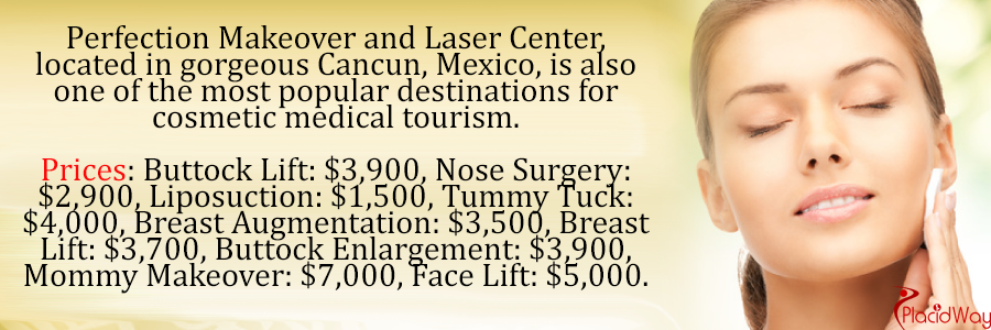 Perfection Makeover and Laser Center, Cancun, Mexico
