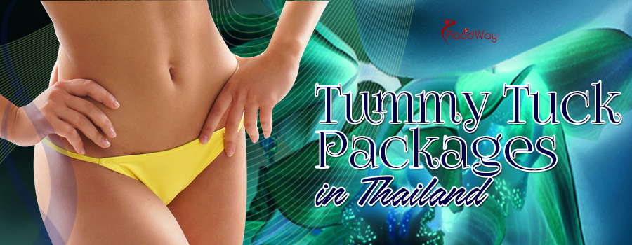 Tummy Tuck Package in Thailand