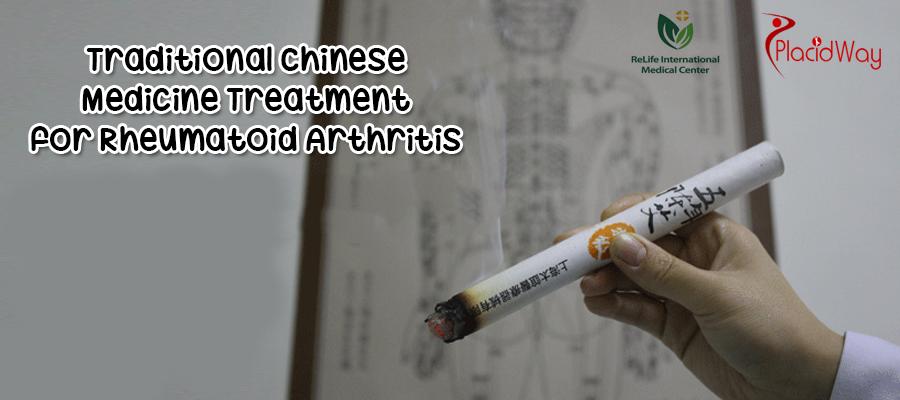 Traditional Chinese Medicine Treatment for Rheumatoid Arthritis China