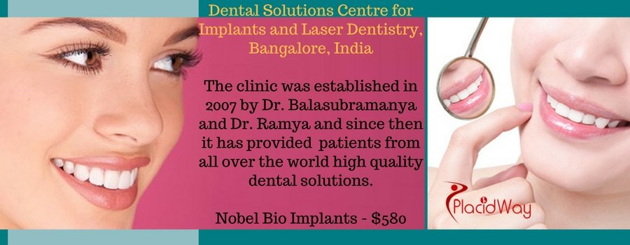 Dental Solutions Centre for Implants and Laser Dentistry, Bangalore, India