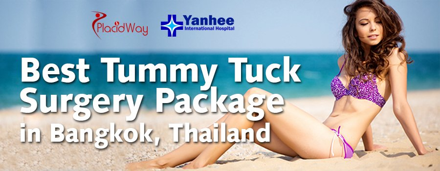 Best Tummy Tuck Surgery Package in Bangkok Thailand