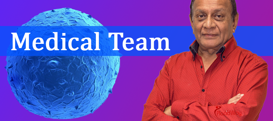 Medical Team of Stem Cell Therapy of Las Vegas and Med Spa