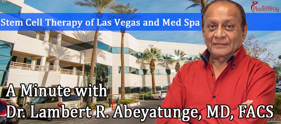 Dr. Lambert R. Abeyatunge, Las Vegas, United States