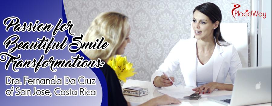 Dra. Fernanda Da Cruz of San Jose Costa Rica