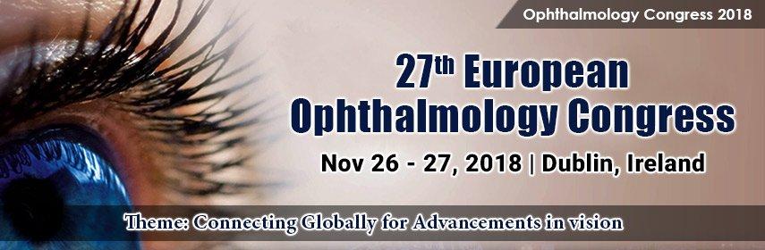 European Ophthalmology 2018