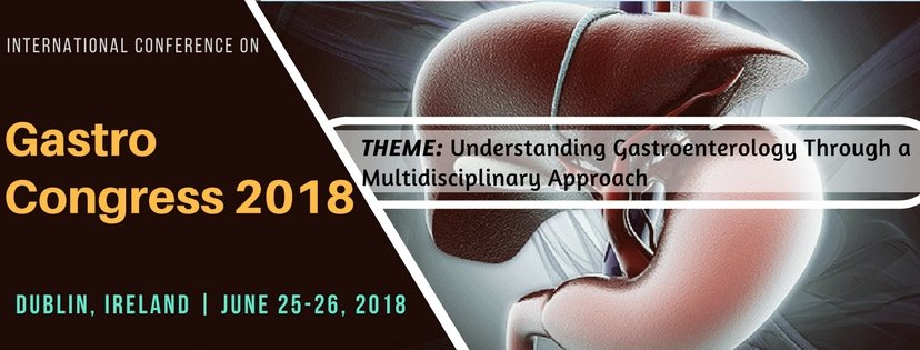 Gastroenterology 2018 Conference