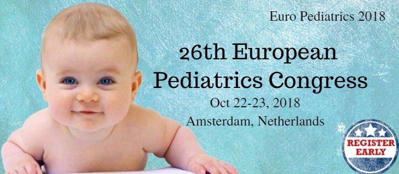 26th European Pediatrics Conference