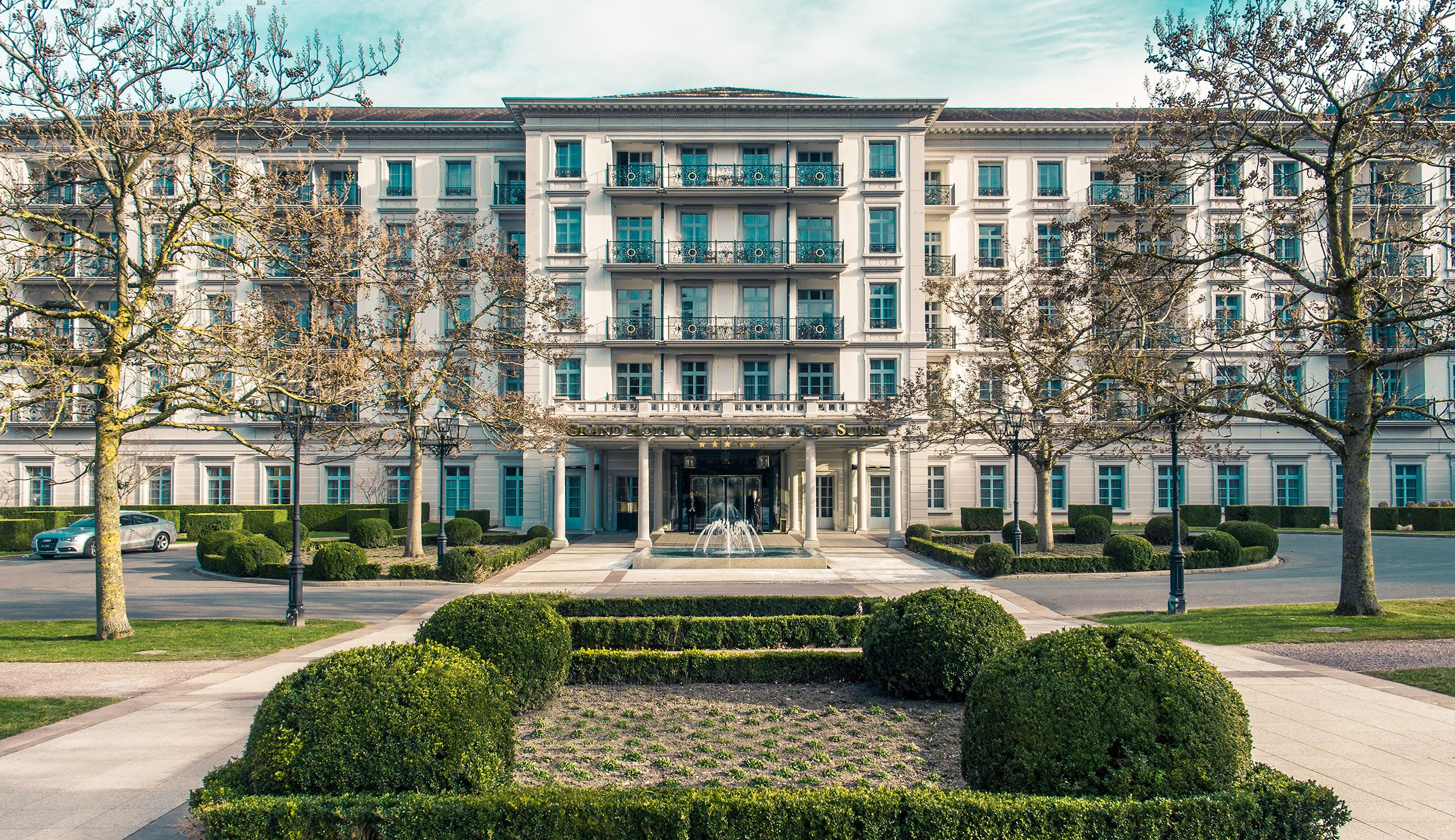 Welcome to Grand Resort Bad Ragaz
