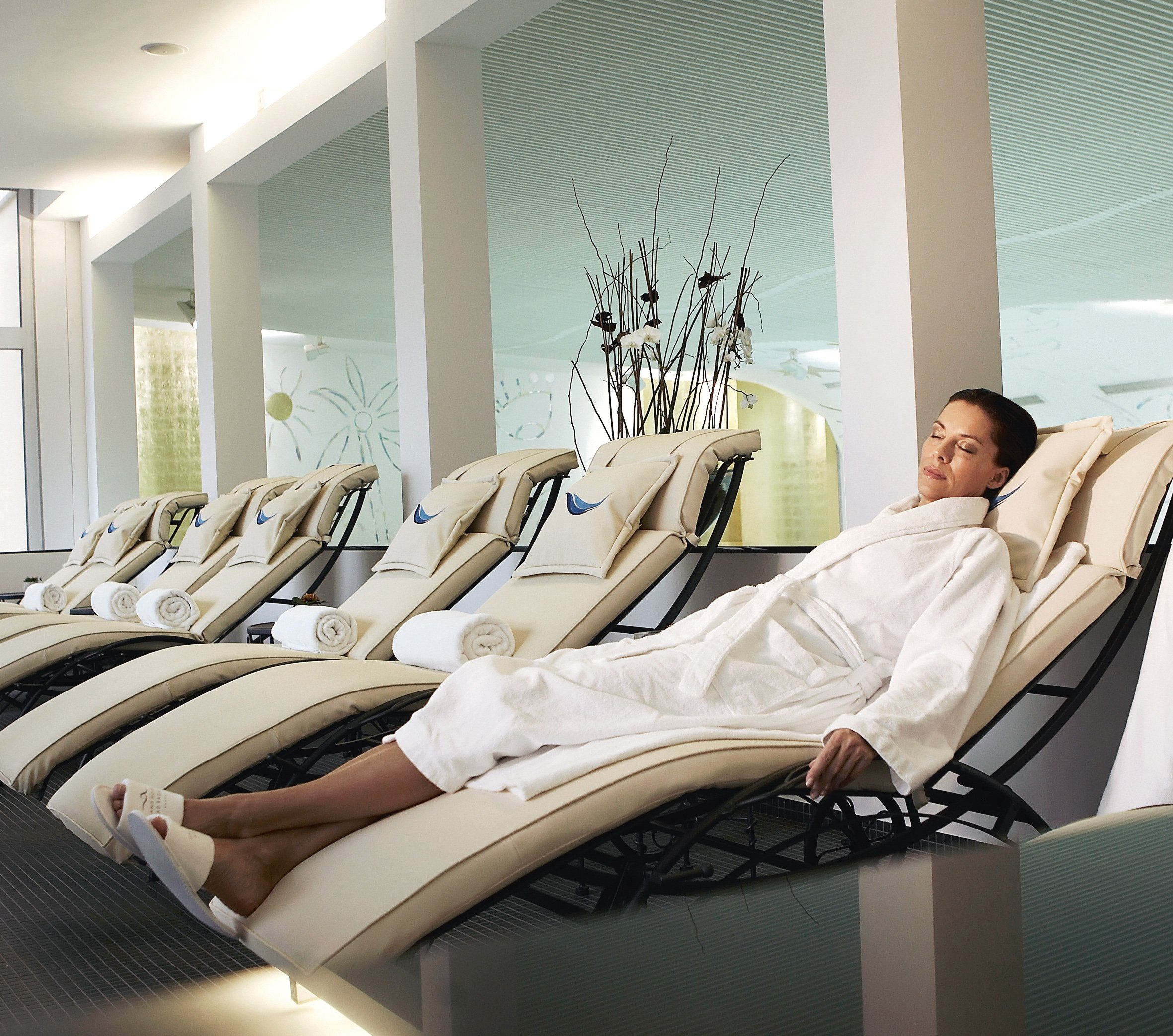 Grand Resort Bad Ragaz Treatment Offered