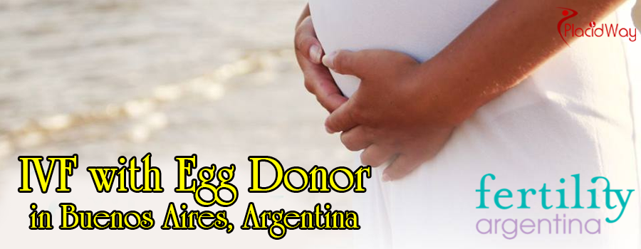 IVF with Egg Donor Package in Buenos Aires, Argentina