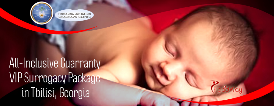 All-Inclusive Guaranty VIP Surrogacy Package Tbilisi, Georgia