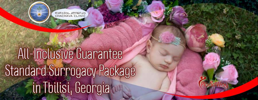 All-Inclusive Guarantee Standard Surrogacy Package in Tbilisi, Georgia