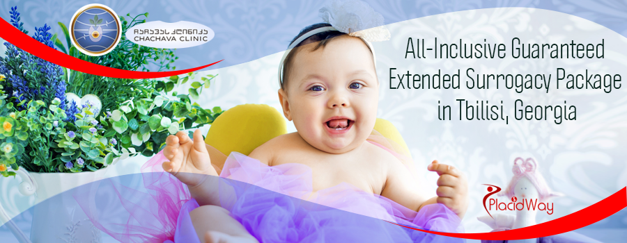 All-Inclusive Guarantee Extended Surrogacy Package in Tbilisi, Georgia