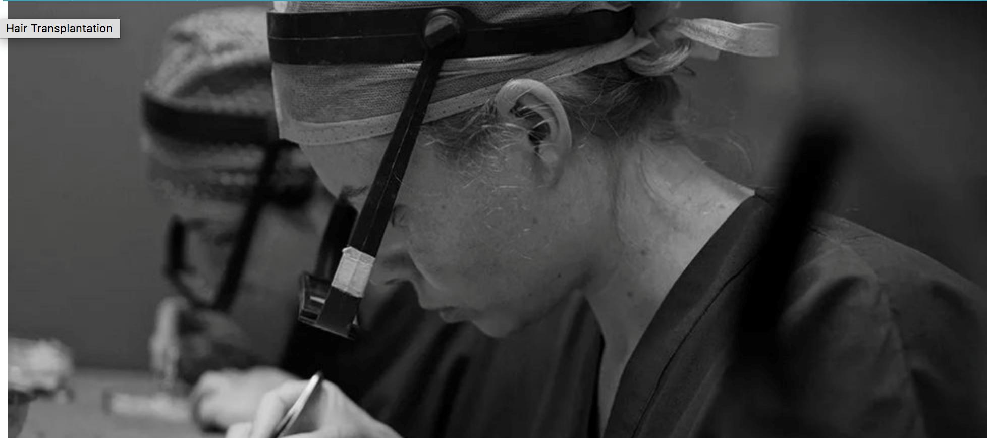 Hair Transplantation at NewAge Clinic