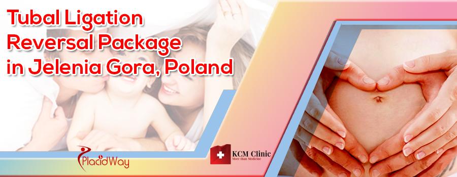 Tubal Ligation Reversal Package in Jelenia Gora Poland