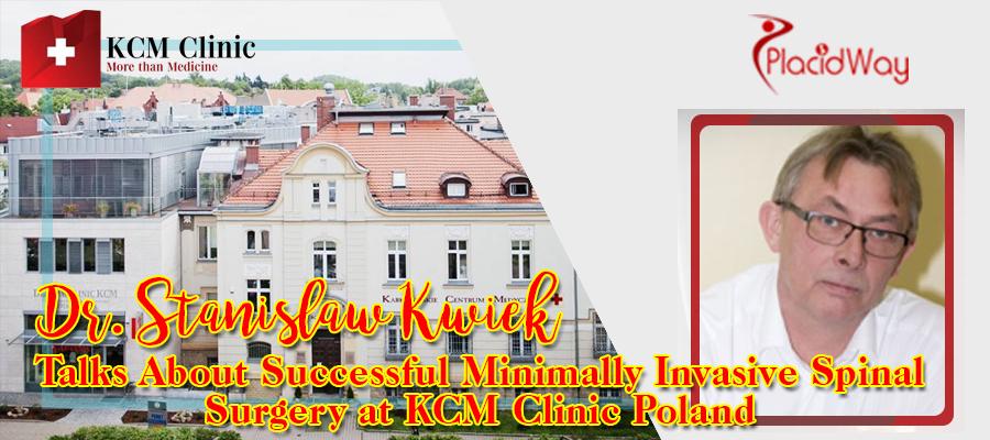 Minimally Invasive Spinal Surgery Poland