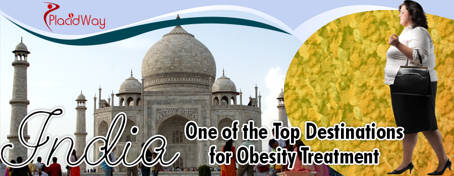India- One of the Top Destinations for Obesity Treatment