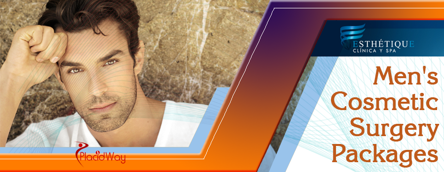 Men's Cosmetic Surgery Packages in Costa Rica