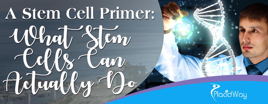 Stem cell research and therapy at Progencell Tijuana, Mexico