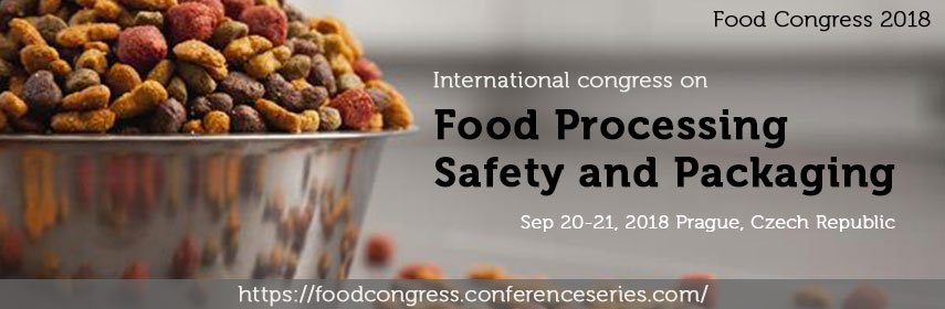 International congress on Food Processing, Safety and Packaging