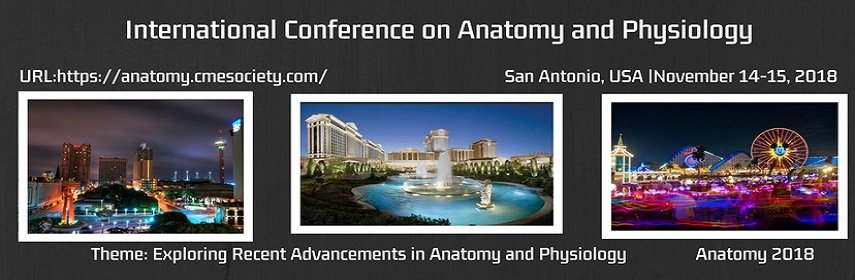 International Conference on Anatomy and Physiology