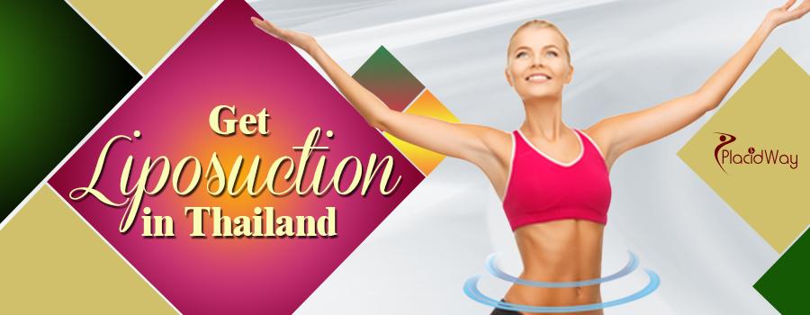 Get Liposuction Procedures Done in Thailand