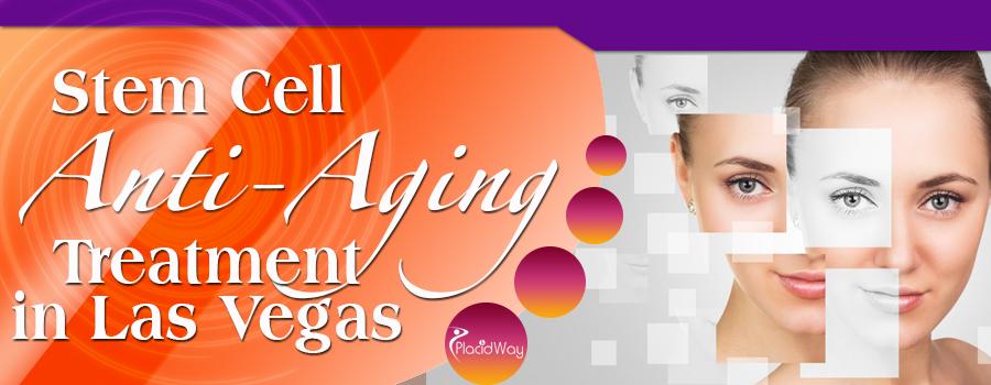 Stem Cell Anti Aging Treatment in Las Vegas