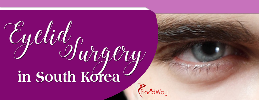 Eyelid Plastic Surgery in South Korea