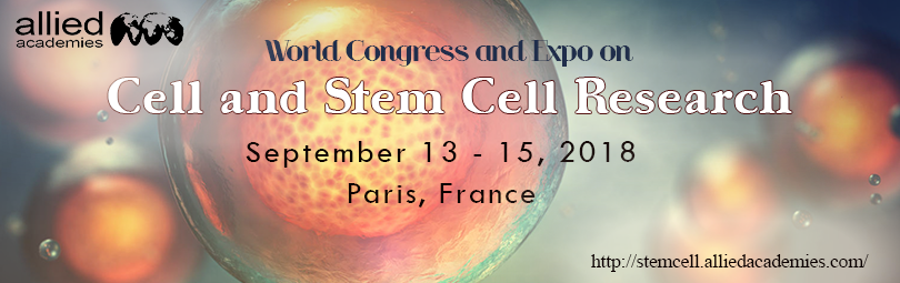 Stem Cell 2018 Conference