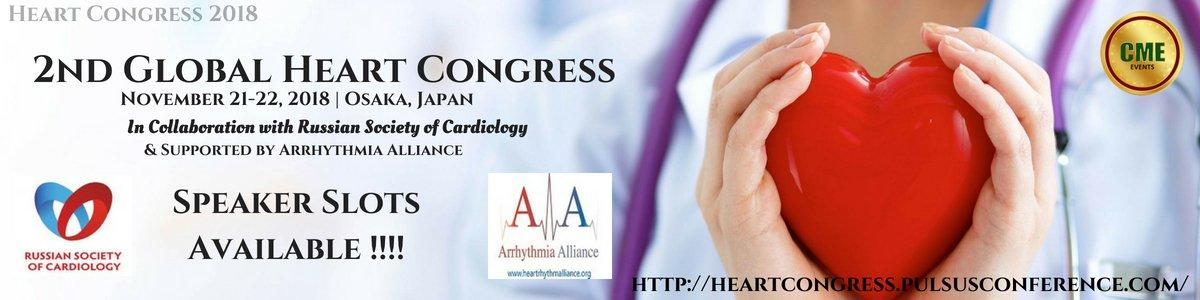 2nd Global Heart Congress