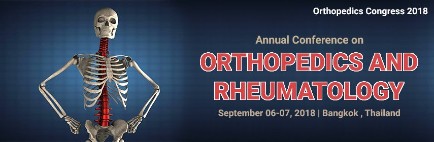 International conference on orthopedics and Rheumatology