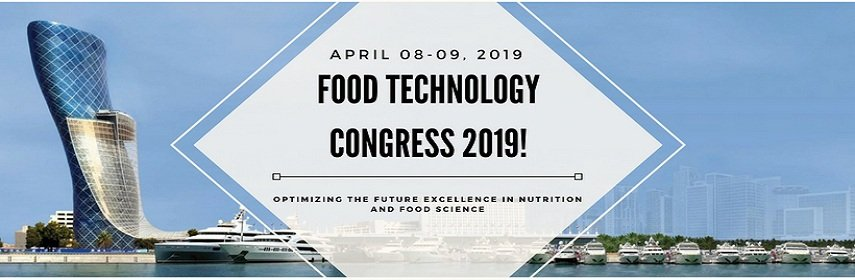 2ndInternational Conference on Nutrition, Food Science and Technology