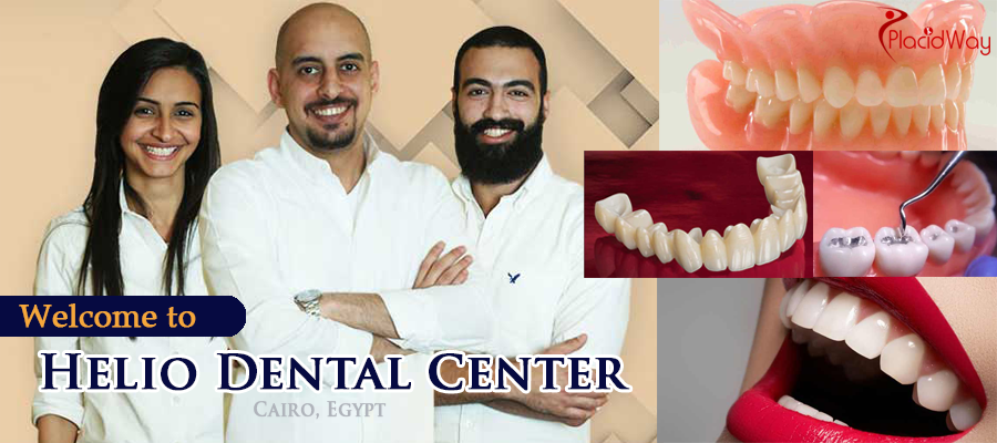 Helio Dental Clinic in Cairo, Egypt