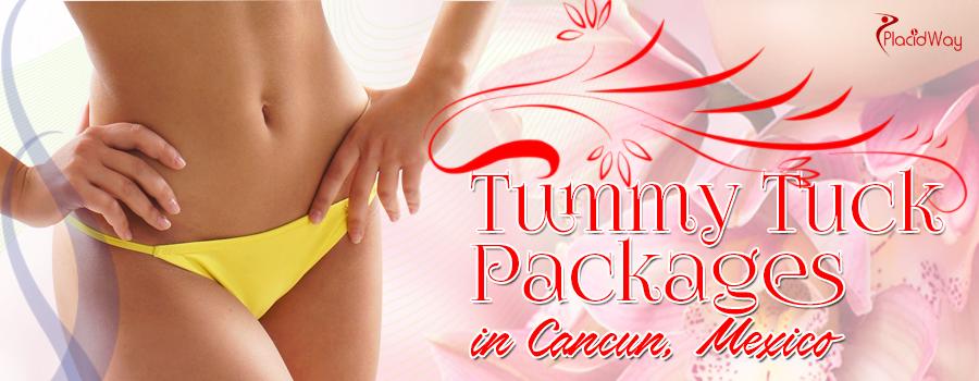 Tummy Tuck in Cancun, Mexico