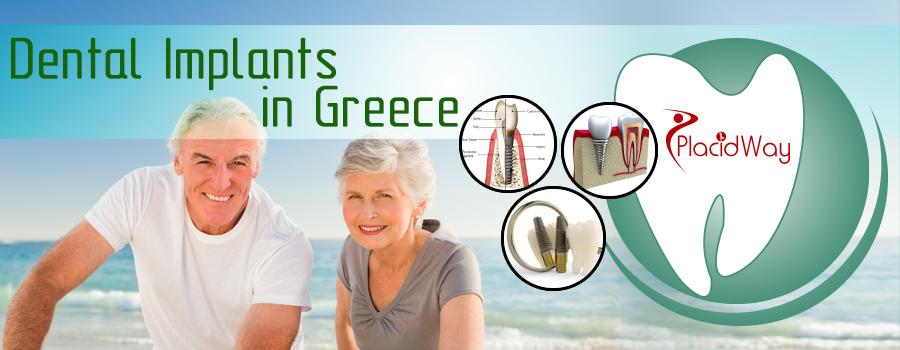 Dental Implants Procedures in Greece