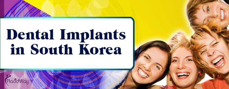 Dental Implants in South Korea