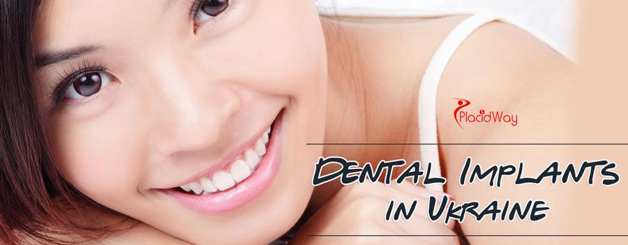 Dental Implants in Ukraine