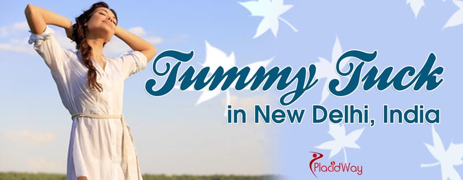 Tummy Tuck in New Delhi, India