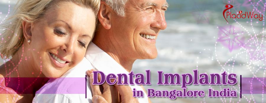 Dental Implants in Bangalore, India
