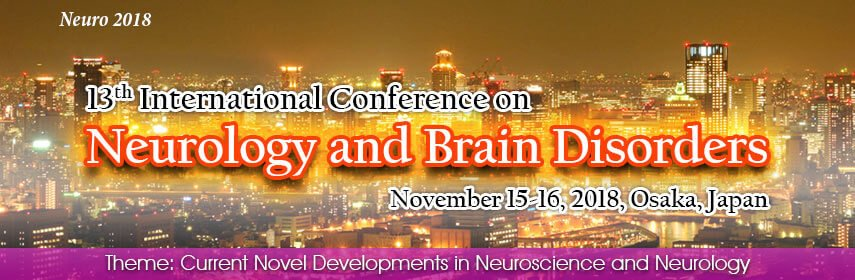 13th International Conference on Neurology and Brain Disorders