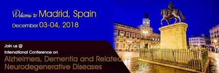 International Conference on Alzheimers, Dementia and Related Neurodegenerative Diseases