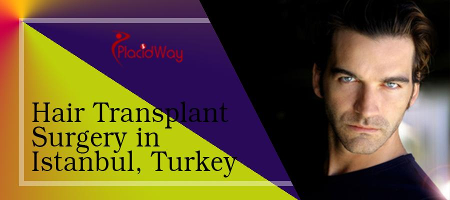 Hair Transplant Surgery in Istanbul Turkey