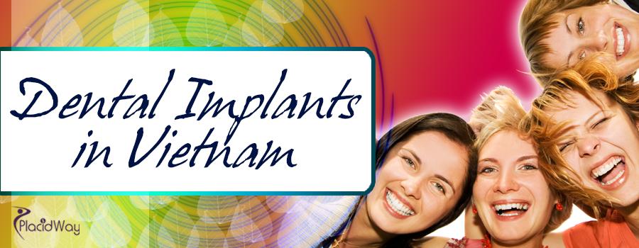 Dental Implants in Vietnam