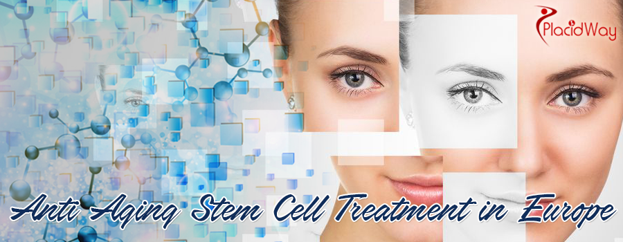 Anti aging stem cell treatment in Europe