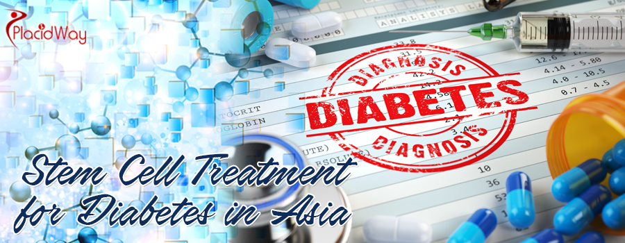 Best Stem Cell Treatment for Diabetes in Asia