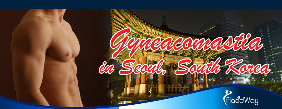 Gynecomastia Packages in Seoul, South Korea