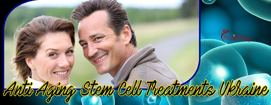 Anti Aging Stem Cell Treatments Ukraine