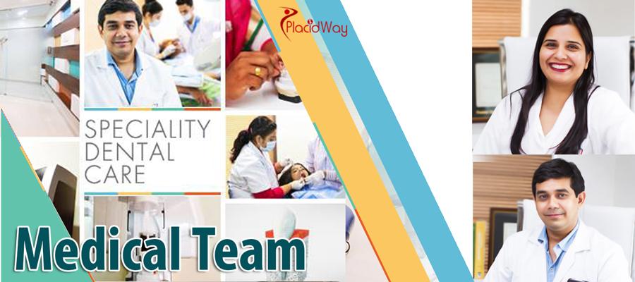 Medical Team at Synergy Dental Clinics