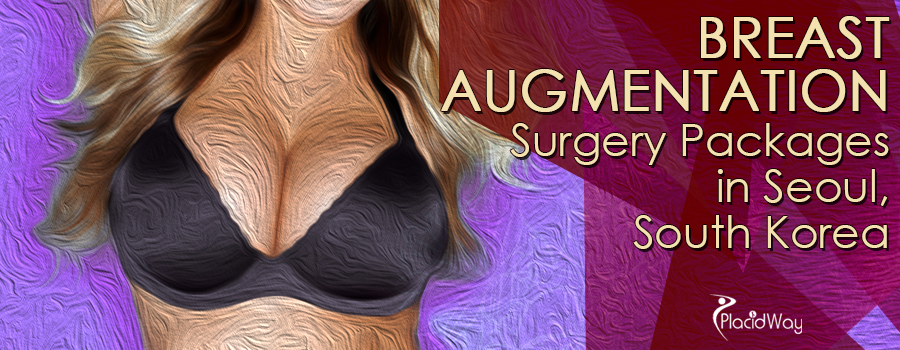 Breast Augmentation Surgery Packages in Seoul, South Korea