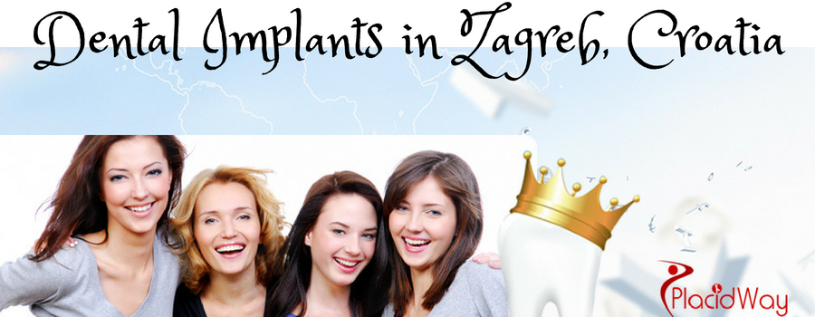 Dental Implants in Zagreb, Croatia